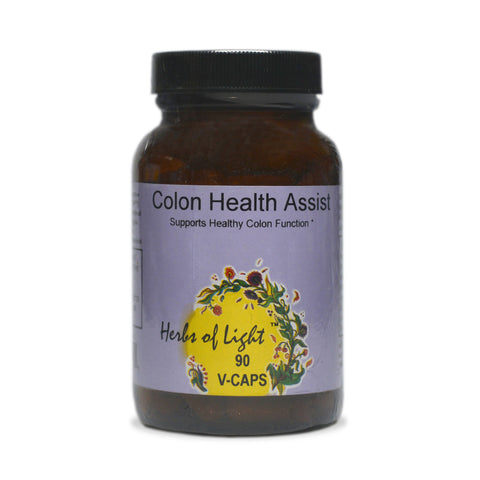 Colon Health Assist Capsules, 90 count