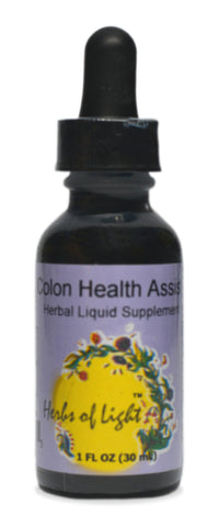Colon Health Assist Herbal Blend, 1 ounce