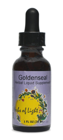 Goldenseal Herbal Extract, 1 ounce