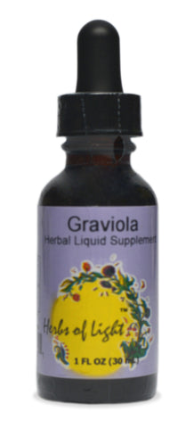 Graviola Herbal Extract, 1 ounce