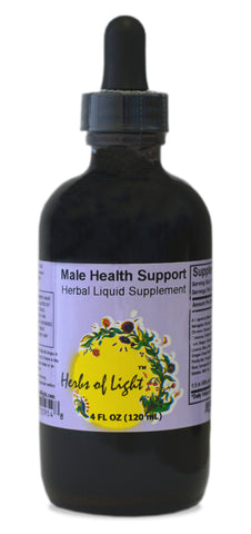Male Health Support Herbal Blend, 4 ounce