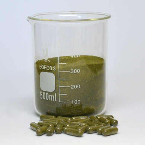 Moringa Capsules and Powder
