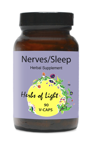 Nerves/Sleep, 90 ct