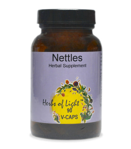 Nettles Capsules, 90 count