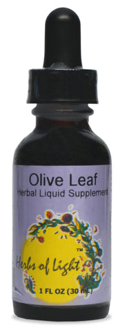 Olive Leaf Herbal Extract, 1 ounce