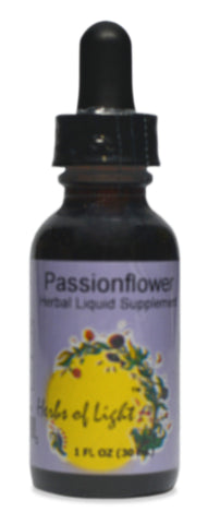 Passionflower Herbal Extract, 1 ounce