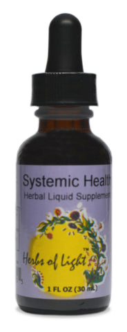 Systemic Health Herbal Blend, 1 ounce