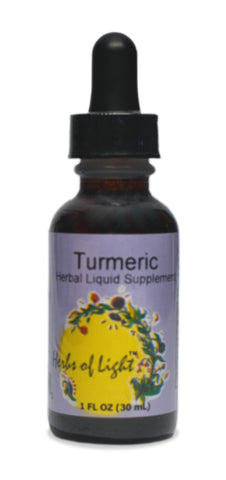 Turmeric Herbal Extract, 1 ounce