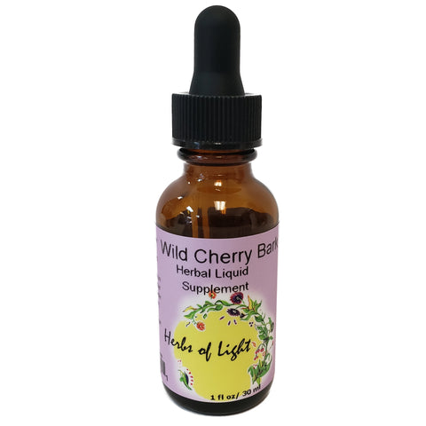 Wild Cherry Bark Extract, 1oz