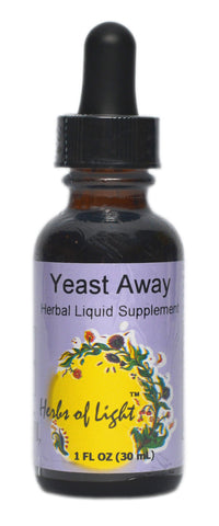Yeast Away Herbal Blend, 1 ounce
