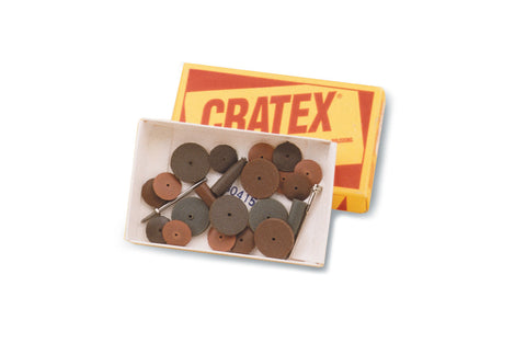 Cratex Assortment - 26-Piece Introductory Kit