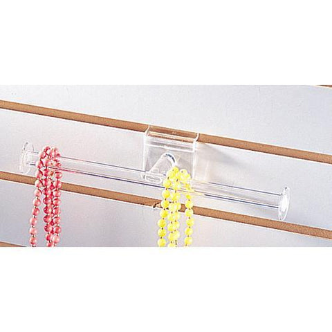 Acrylic T Bar Necklace and Bracelet Display - 1328 - 5 Pieces