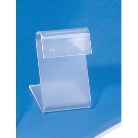 Frosted Acrylic Earring Display - 1405 - 30 Pieces