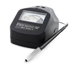 THE ALL-NEW Presidium® Gem Tester II Colored Stones Diamond