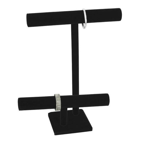 Double T-Bar Display - 218-1B