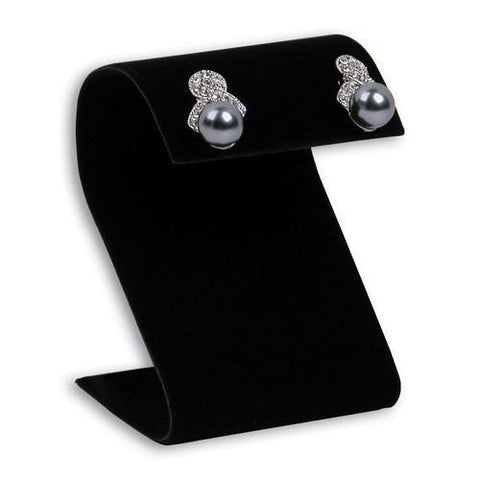 Curved Earring Display Stand - 229-6 - 48 Pieces