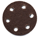 "Foredom 2"" Screw-Lok Aluminum Oxide Sandpaper Disc with Holes, 24, 40, 80, 120, 180, 240, 320, 400, 600 grit"