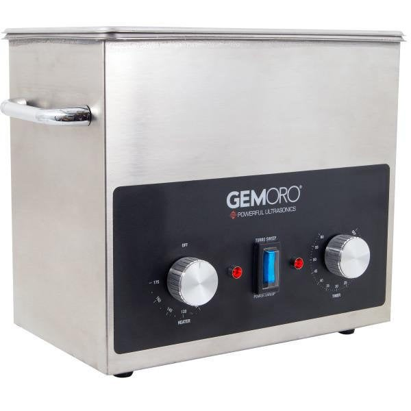Gemoro 3QTH Next-Gen Ultrasonic Jewelry Cleaner