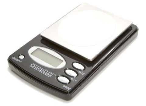 Digiweigh Digital Scale Pocket 1000x0.1 gram g/oz/ozt/dwt Jewelry Gold Reloading