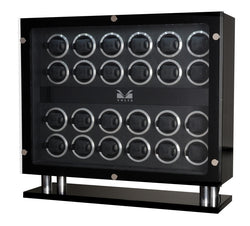 Volta 24 Watch Winder - Carbon Fiber
