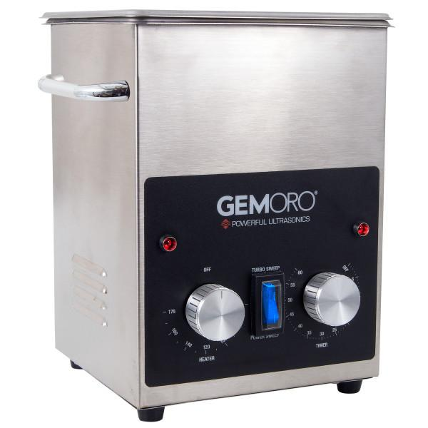 Gemoro 2QTH Next-Gen Ultrasonic Jewelry Cleaner