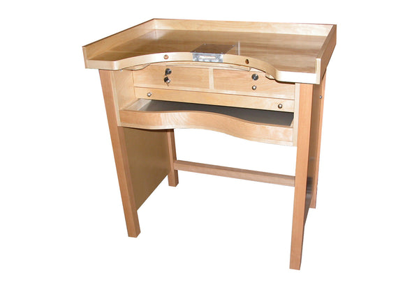 Premium Hardwood Jewelers'workbench