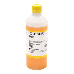 Legor® Super Bright White Room-Temperature Rhodium Plating Solution Acid-Based 2 Gram 1L