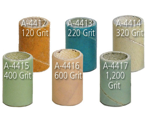 Foredom A-4414 Diamond Microfinishing Film Band, 320 grit/45 micron, 1/4 x 1/2