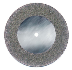 Foredom A-DD9 Plated Diamond Cutting Disc, 2""