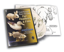 Foredom A-DVD131 Fur, Feathers & Fins