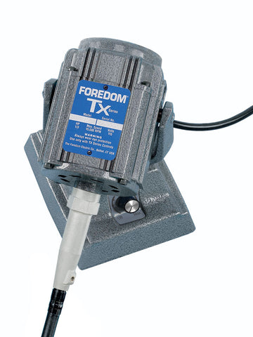 Foredom M.TXM Bench Motor with Built-in Dial Control