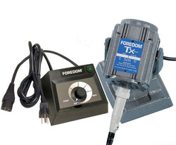 Foredom M.TXB-EMX Bench Motor with Dial Control