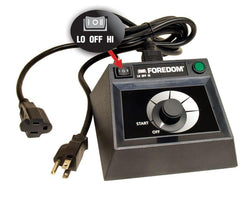 Foredom C.EMF-1 Table Top Control, Dual Speed Range-SR Motors