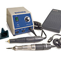"Foredom K.1090 Dual Handpiece Micromotor Kit, Hammer plus Rotary with 2.35mm (3/32"") or 1/8"" Collet"