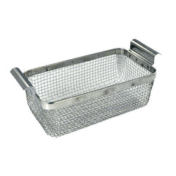 GEMORO 3 QUART STAINLESS STEEL LARGE MESH BASKET