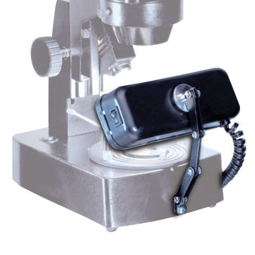 GEMORO LIGHT ATTACHMENT FOR MICROSCOPES