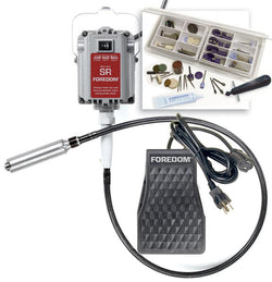 Foredom K.2272 General Applications Kit, 230 Volt