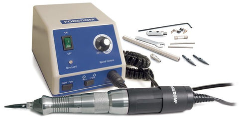 Foredom K.1080 Hammer Micromotor Kit, Domestic and 230V - Int'l Models