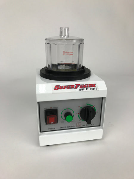 8 Ring Magnetic Tumbler - Variable Speed