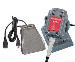 Foredom M.LXB Bench Motor with C.SXR-2 Foot Control