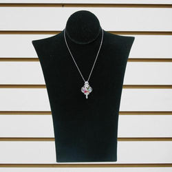 Slatwall Necklace Bust Display - SD-6721