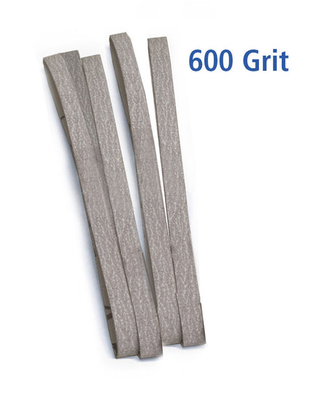 Foredom Sandpaper Belts, 1,000 grit, 5-pk, 7mm or 10mm