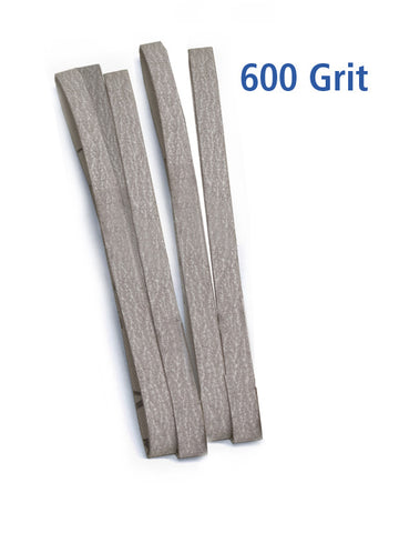 Foredom Sandpaper Belts, 600 grit, 5-pk, 7mm or 10mm
