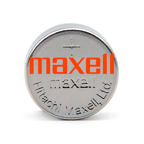 MAXELL Watch Battery 1.55V Button Cell Batteries MX 319 SR527SW