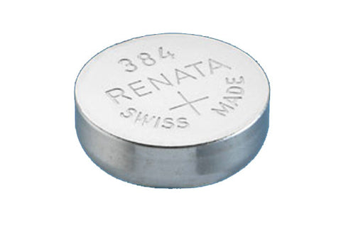 RENATA WATCH  BATTERY 1.55V SWISS MADE BATTERIES 384 SR41SW