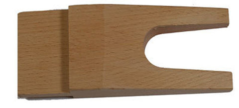"5-1/2"" x 2-1/2"" x 1"" Wood Pin for Bench Pin Clamp"