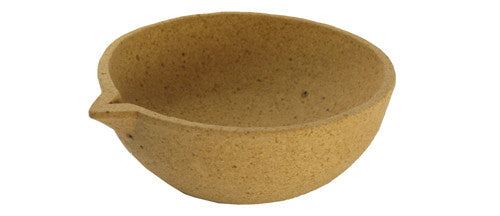 "3"" Ceramic Crucible Dish"