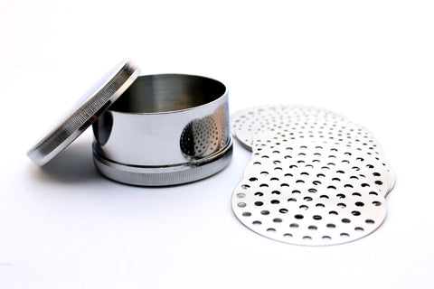 23 Plates Diamond Sieves 47mm