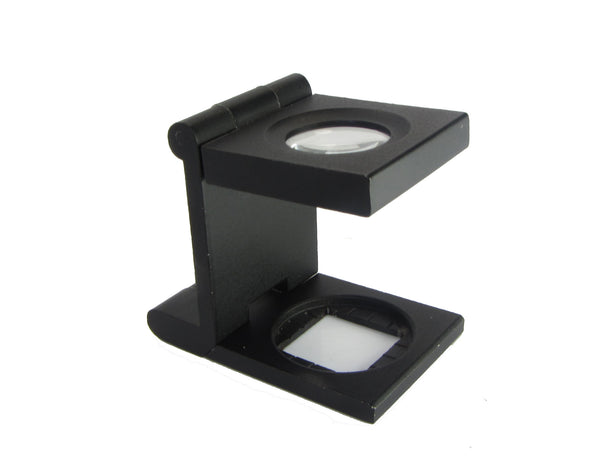 Tri Folding Magnifier 10x black