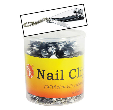 "Nail Clippers 2 1/8"" (72pc Jar)"